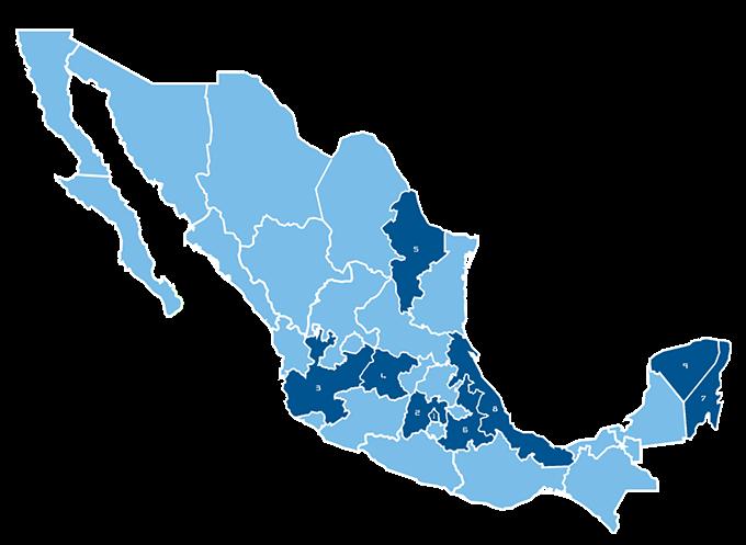 Icono Mapa Mexico Png: Acero Tan Fuerte Como Su Gente®